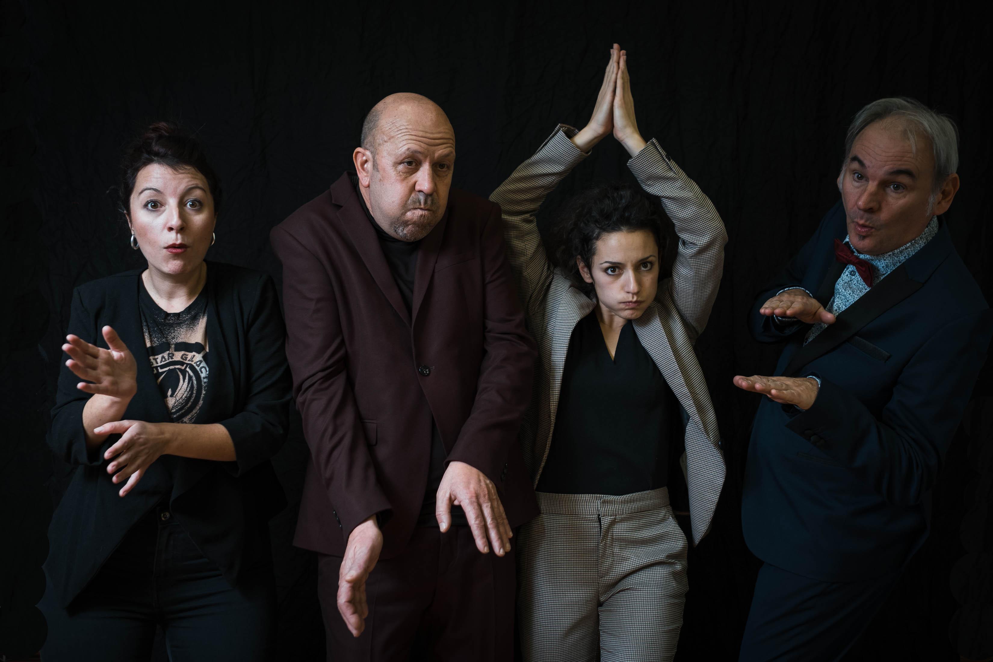 Louise, Monique, Bob et les autres | Compagnie du Petit Matin