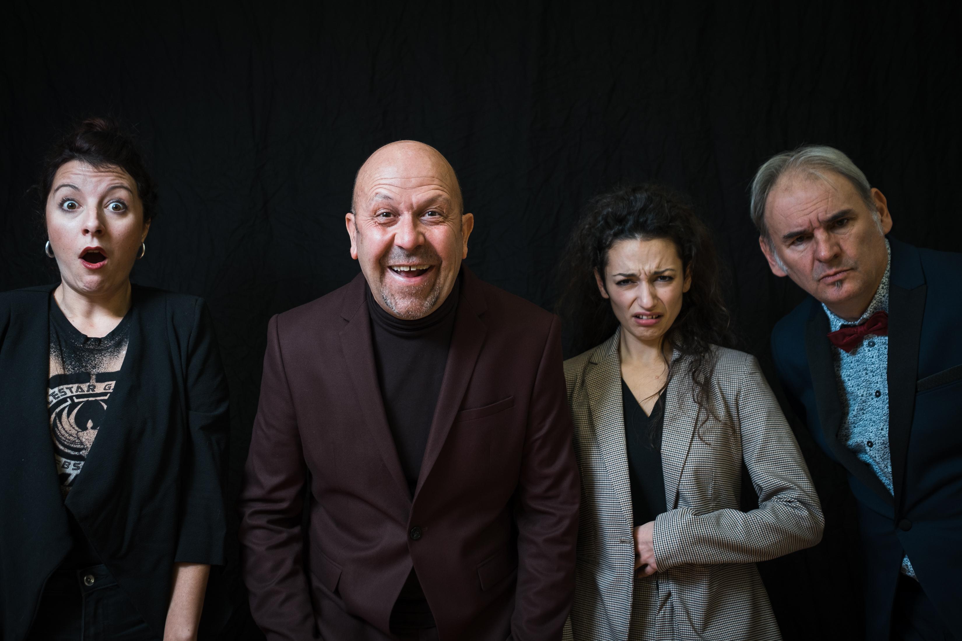 Louise, Monique, Bob et les autres   Compagnie du Petit Matin